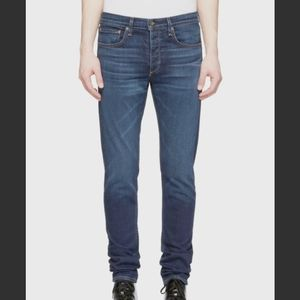 Rag and Bone Standard Issue Skinny Leg Jeans 34
